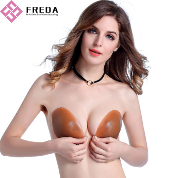 Adhesive Lift Silicone Stick On Strapless Bra