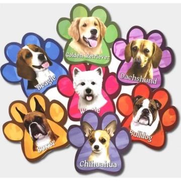 Custom Die Cut Fridge Magnet Stickers