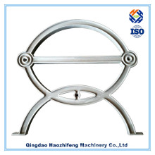 Aluminum Casting by Sand Casting for Garden Furniture
