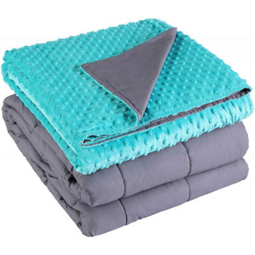 Custom Reduce Heavy Weighted Anxiety Blanket Set