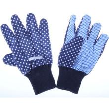 Сад перчатки с трикотажной запястье