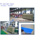 Четко листа волны PVC делая машинное оборудование