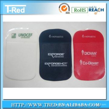 nuevo accesorio para el automóvil 2014 salpicadero almohadilla de silicona móvil limpiador móvil