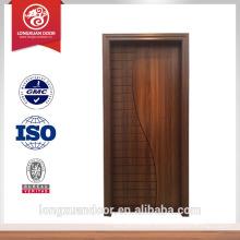 Mdf flush door room design de porte mélamine fini en vente pour domicile Choix du fournisseur