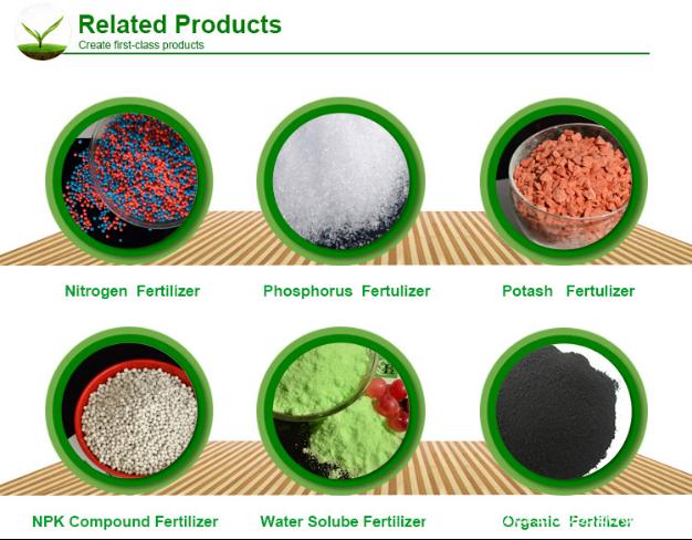fertilizer products