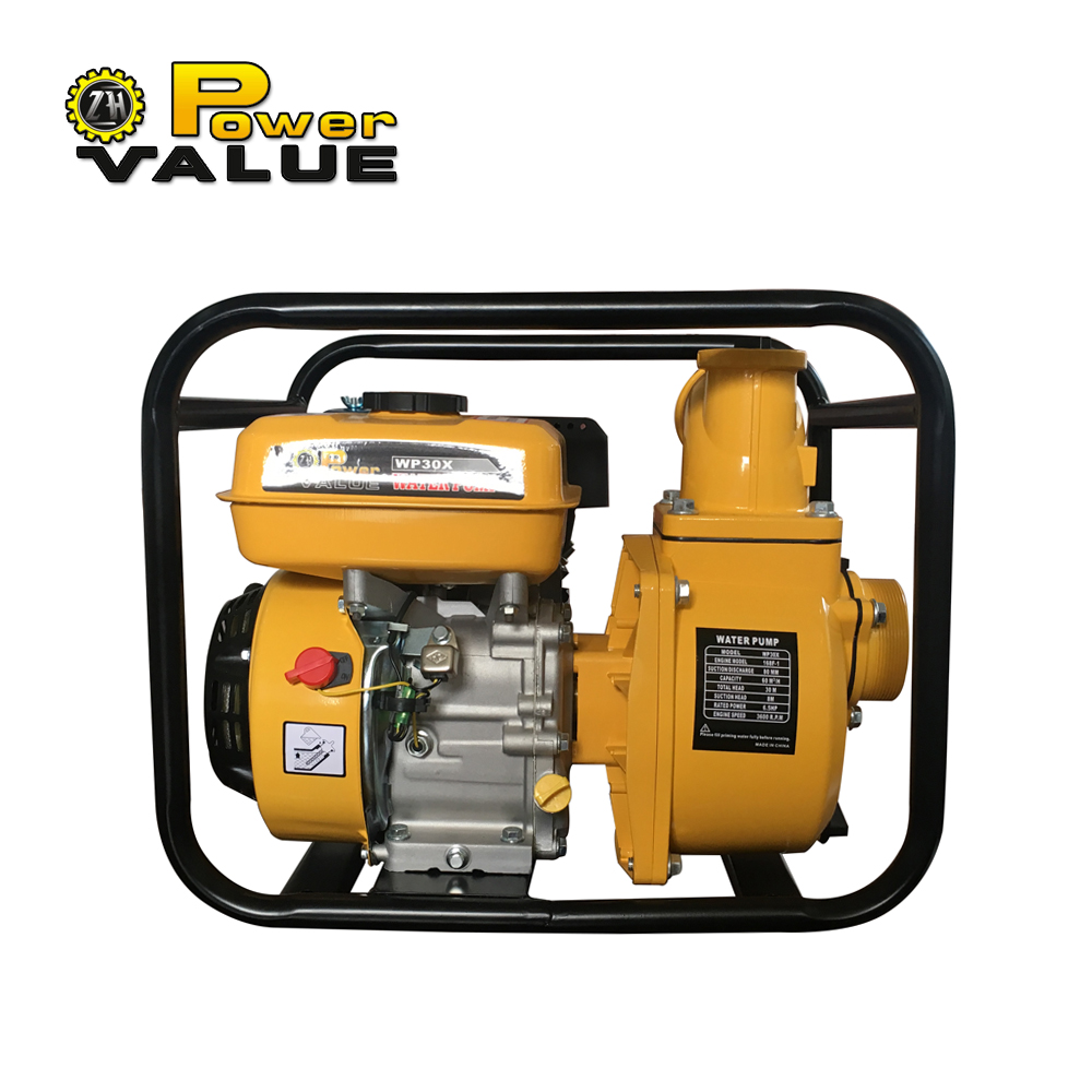 electric water pump for agriculture use