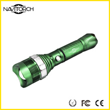 Excellent Heat Disspation Zoomable Travel LED Torch (NK-04)