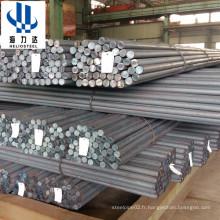 ASTM4140 Scm440 42CrMo4 Barre ronde en acier allié
