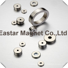 N38 Spearker Earphone Ring Disc Neodymium Magnet