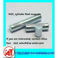 Magnet bar shape