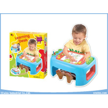 Kids Learning Toys Study Table 2 in 1 Education Toys