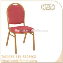 venda por atacado qualidade cadeira de banquete de empilhamento para venda