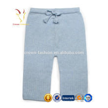 Children Sweater Winter Pants Jogging Merino Wool Pants Baby