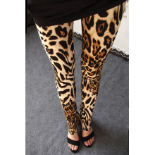 Best Price Plus Size Leopard Printed Fitness Sexy Women Leggings