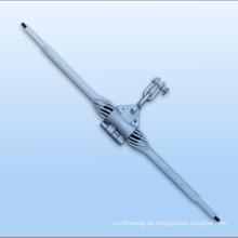 Aufhängungskabelklemmen für ADSS-Kabel