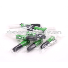 FTTH fast connector, SC hot melt fiber fast connector SCAPC hot-melt type quick connector