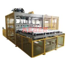 Máquina de solda de chapa quente para paletes de plástico