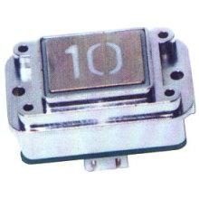 PB198 สีขาวปุ่มกด ส่วนประกอบของลิฟต์