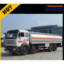 Camión cisterna de aceite tanque y camión de combustible 20000L CNG