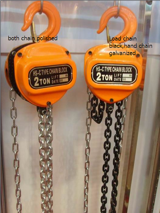 HSZ-C chain hoist