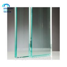 12mm 15mm 19mm Klar getöntes flaches gebogenes ausgeglichenes Glas für Zwischenwand