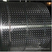 1050 1060 1100 3003 5052 5083 Aluminum Checker Sheet