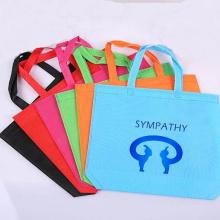 Custom non-woven bag can be customized logo