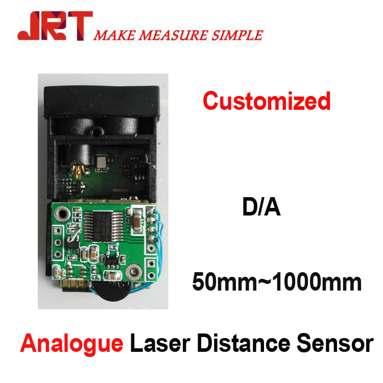 Analogue Laser Distance Sensor
