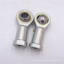 POS16, PHS16, SI16, SA16 aço Inoxidável e cromo rolamento de rótula de extremidade da haste de aço