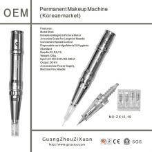 Microneedle de múltiples funciones y máquina permanente del maquillaje (ZX12-19)