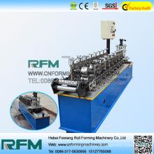 Máquina de moldagem de rolo de canal de barra de quilha de luz FX