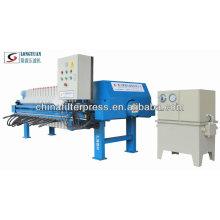 Agua automática que exprime la prensa del filtro de la membrana de los PP