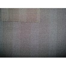 Tissu en polyéthylène en laine en plusieurs lignes