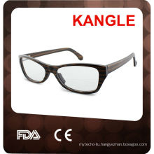 fashion wooden optical frame