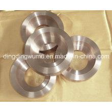 Eletrodo de anel de cobre de tungstênio para soldagem