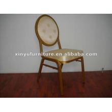 Chaise design ronde en aluminium XA175