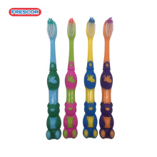 Wholesale popular hot selling animal kids toothbrush