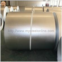 Bobina de acero galvanizado aprobada por SGS con buena resistencia térmica