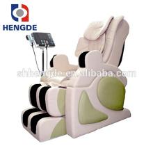 Máquina de masaje / 2016 Hengde 3D Zero gravity silla de masaje eléctrica portátil