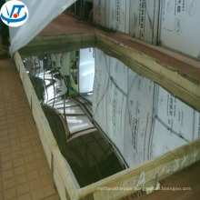410 food grade stainless steel sheet price per kg