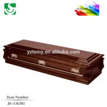 Cercueil en bois classique Assurance de commerce Antique de 2015