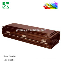 2015 Trade Assurance Antique classical wooden coffin