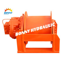Hydraulic mining hoisting winch for harbor GW4000