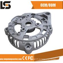 La aleación de aluminio a presión las piezas de la fundición para la vivienda del motor de la vespa eléctrica
