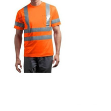 ANSI 107 Class 3 Short Sleeve Reflective T-Shirt