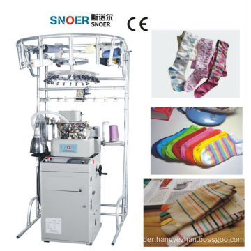 Efficiency Socks Machine for Plain & Rerry