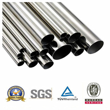 Tube d'alliage de nickel de Monel 400 (ASTM B163 / B165)