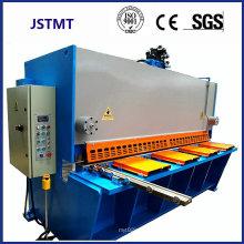 Hoja de metal CNC máquina de corte hidráulico guillotina (RAS326)