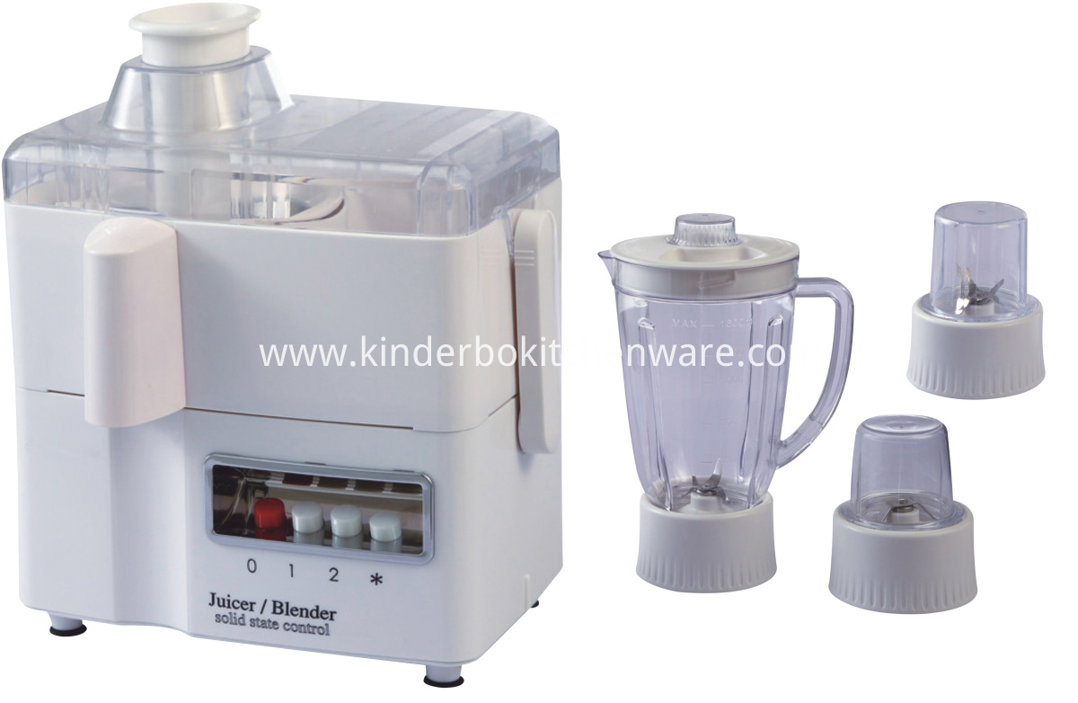 1600ML 4 in 1 Food Processor