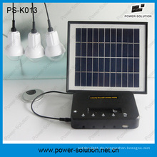 Solar Home System mit Handy-Ladegerät